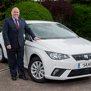 SEAT UK appoints Justin Costello as National Fleet Sales Manager