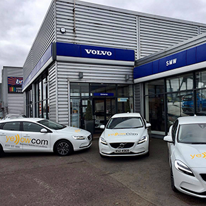 SMW Volvo Helps A Local Business For Success