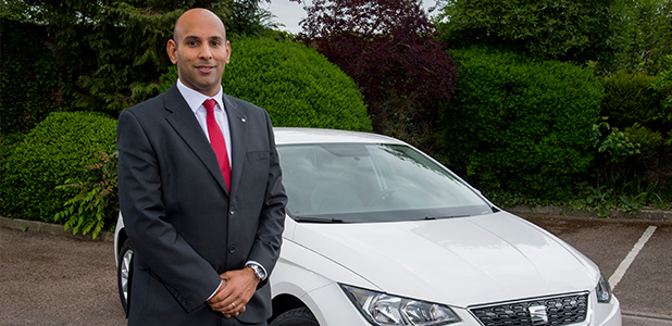 Sam Hothi Appointed Motability Manager