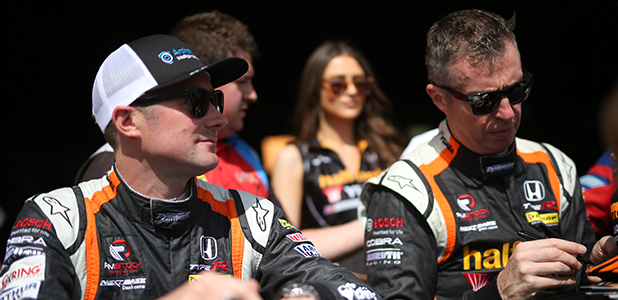 Shedden keeps eye on prize with Croft points haul