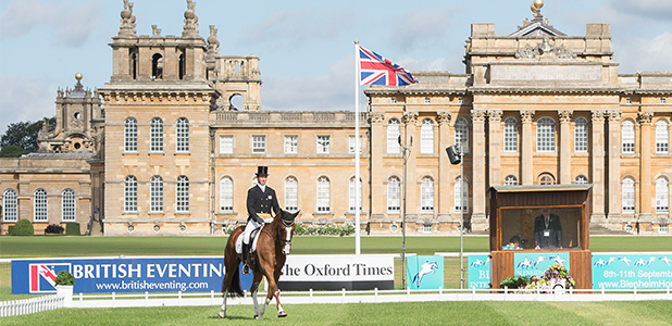 SsangYong Sponsor For Blenheim Palace