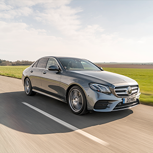 Strong growth in unit sales for E-Class and dream cars in May