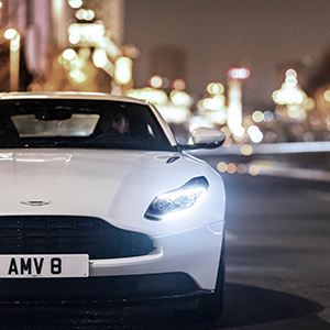 Sublime choices- DB11 now offered with V8 engine