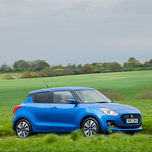 Summer finance and loyalty offers for all-new Swift