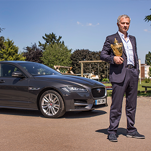 The Jaguar XF Sportbrake Trophy Tour