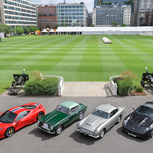 The most incredible cars in the world for sale at the new City Concours, London