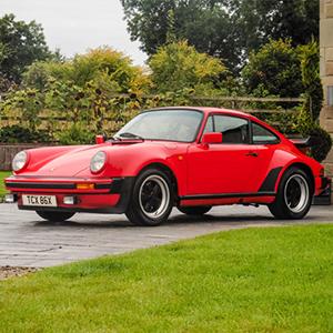 The multi-award winning 1981 Porsche 911 Turbo
