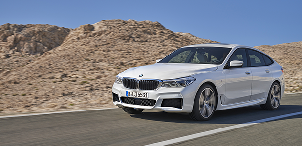 The new BMW 6 Series Gran Turismo