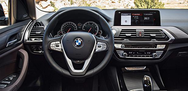 The New BMW X3 - FleetPoint