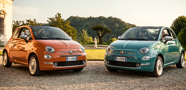 To celebrate the 60th birthday of the iconic Fiat 500 a new special series, the Fiat 500 Anniversario, will be available to order from today