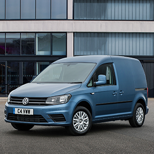 Volkswagen Announces Specification Boost For Caddy Models