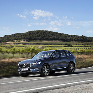 Volvo Xc60 Crowned 'Best Premium SUV'
