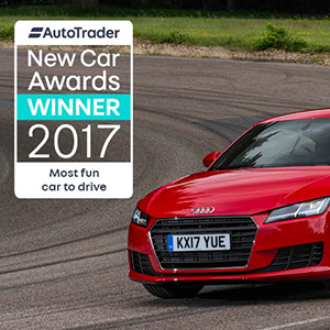 Winners of the Auto Trader New Car Awards