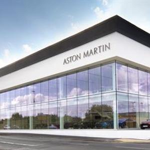 Aston Martin Opens In Nottingham