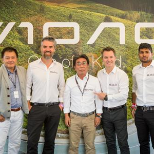 BAC continues global expansion