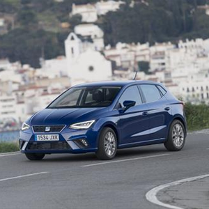 Five Euro NCAP stars for the New SEAT Ibiza