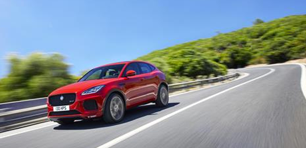 Jaguar E-PACE 18MY