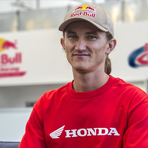 Jake Gagne Joins The Red Bull Honda World