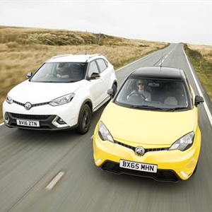 MG Motor UK bucks the trend