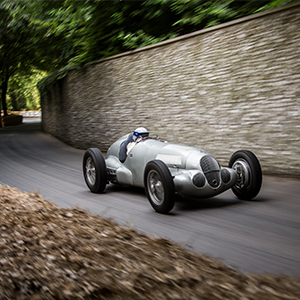 Mercedes-Benz at the 2017 Goodwood Festival of Speed