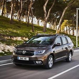 New Dacia MCV Laureate