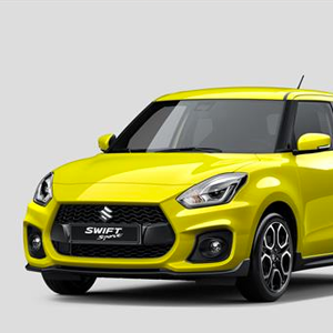 New Swift Sport to debut at 67th IAA Frankfurt Motor Show