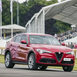 The All-New Alfa Romeo Stelvio