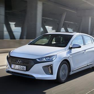 The new Hyundai IONIQ Plug-in Hybrid