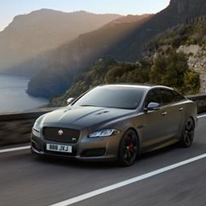 The new Jaguar XJR575