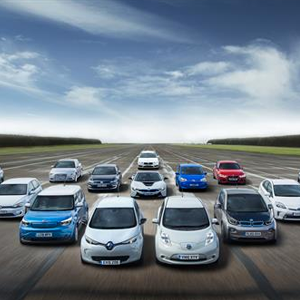 UK electric and plug-in car registrations rise