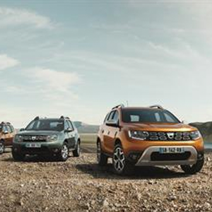 All-New Dacia Duster