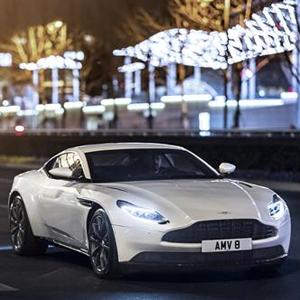 Aston Martin V8-Powered DB11