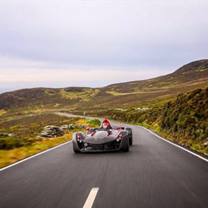 Briggs Automotive Company create Mono mania on the Isle of Man