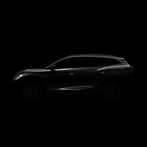 Chery compact SUV - IAA Frankfurt 2017