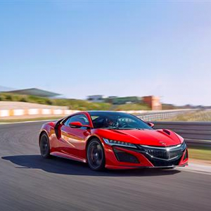 Civic and NSX shortlisted for 2017 Golden Steering Wheel Award