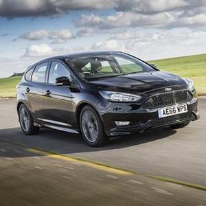 Ford Focus UK best-seller for July 2017