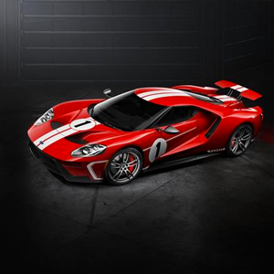 Ford GT '67 Heritage edition celebrates 1967 Le Mans Win