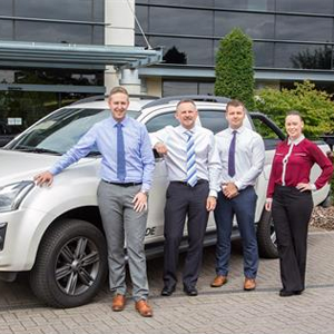 Isuzu bolsters Fleet team with new appointments