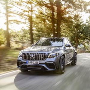 Mercedes-AMG announces pricing for new GLC 63 S 4MATIC SUV