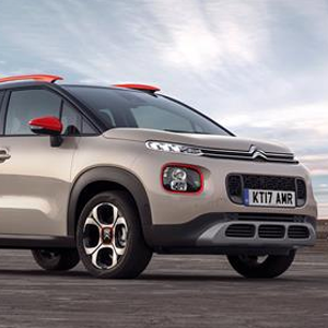 NEW CITROËN C3 AIRCROSS COMPACT SUV PRICING ANNOUNCED AHEAD OF 1