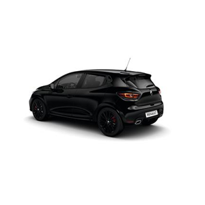 New Black Edition option pack for Clio Renault Sport