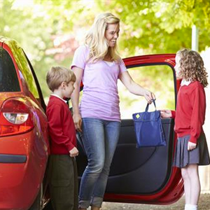 Parent and child safety tips for the school run