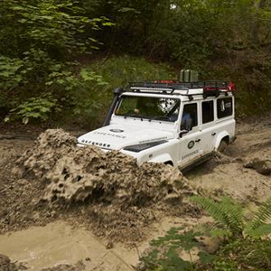 Taste Adventure with Land Rover's 'Eastnor Explorer' Expeditions