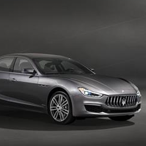 The new Maserati Ghibli GranLusso