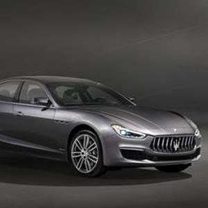 The new Maserati Ghibli GranLusso