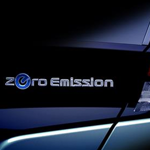 The new Nissan LEAF. Simply Amazing