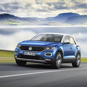 World premiere of the new T-Roc
