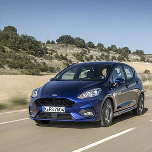 All-New Ford Fiesta Achieves Maximum 5-Star Safety Rating
