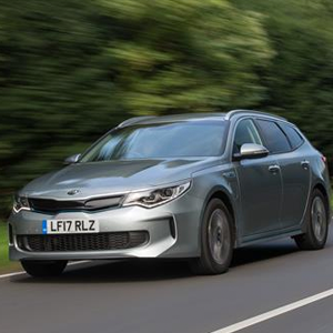 All-New Kia Optima Sportswagon PHEV