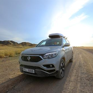 All-new SsangYong Rexton SUV